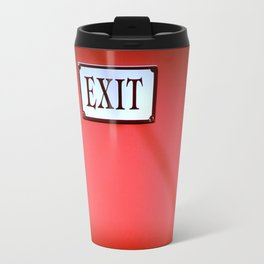 The Next Exit Travel Mug