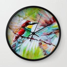 Flit Wall Clock