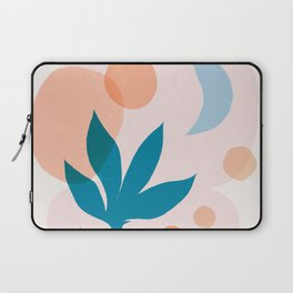 Abstraction_Nature_Companion_001 Laptop Sleeve