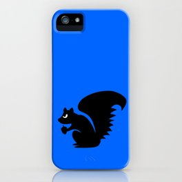 Angry Animals: Squirrel iPhone Case