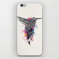 hummingbird iPhone & iPod Skins featuring HummingBird by efan