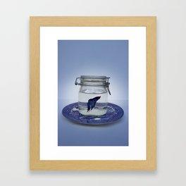 Beta 3 Framed Art Print