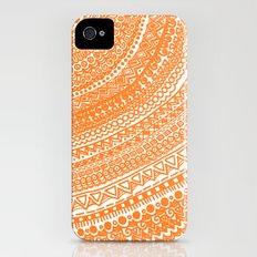 Orange Pulse o3. Slim Case iPhone (4, 4s)