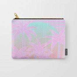 Hello Miami Sunrise Carry-All Pouch