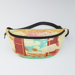 EXIT DREAM Fanny Pack