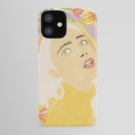 Dizzy Miss Lizzy iPhone Case