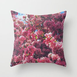 Bloomed 2 Throw Pillow