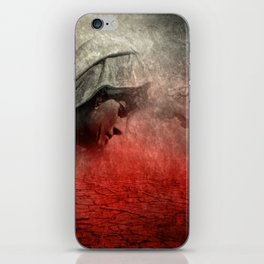 forgotten in time -3- iPhone Skin