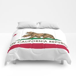 New California Republic Comforters