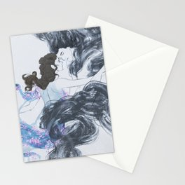 Darkness is all you've ever tasted Stationery Cards