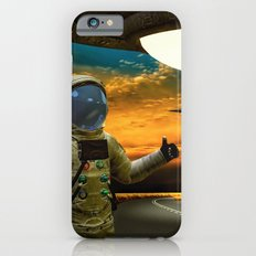 Hitchinghiking Across The Universe Slim Case iPhone 6s