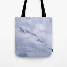 Sky Snake Tote Bag