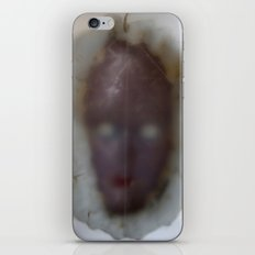 Face Mask iPhone & iPod Skin