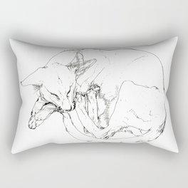 tender Rectangular Pillow