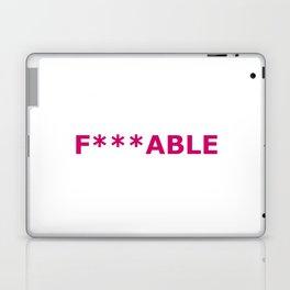 F***able Laptop & iPad Skin