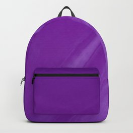 Blurred Violet Wave Trajectory Backpack