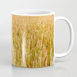 Golden Wheat Field Coffee Mug