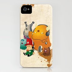 Magic Forest Gang! iPhone (4, 4s) Slim Case