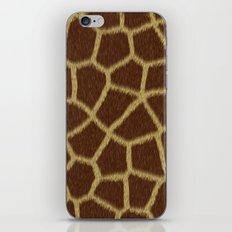 Animal Patterns - Giraffe iPhone & iPod Skin