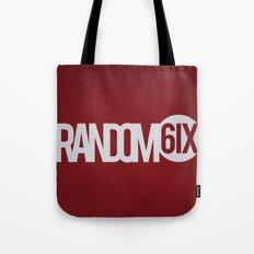 RANDOMred Tote Bag