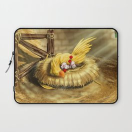 Nap Time Laptop Sleeve