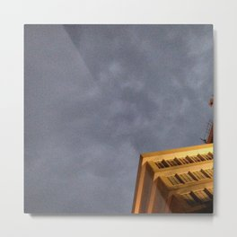 #28Photo #RainClouds #Abstact #VisualJournal Metal Print