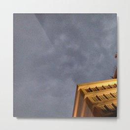 #28Photo #RainClouds #Abstact #VisualJournal Metal Print