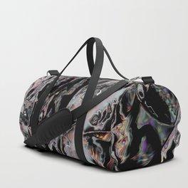 Web of Space Duffle Bag