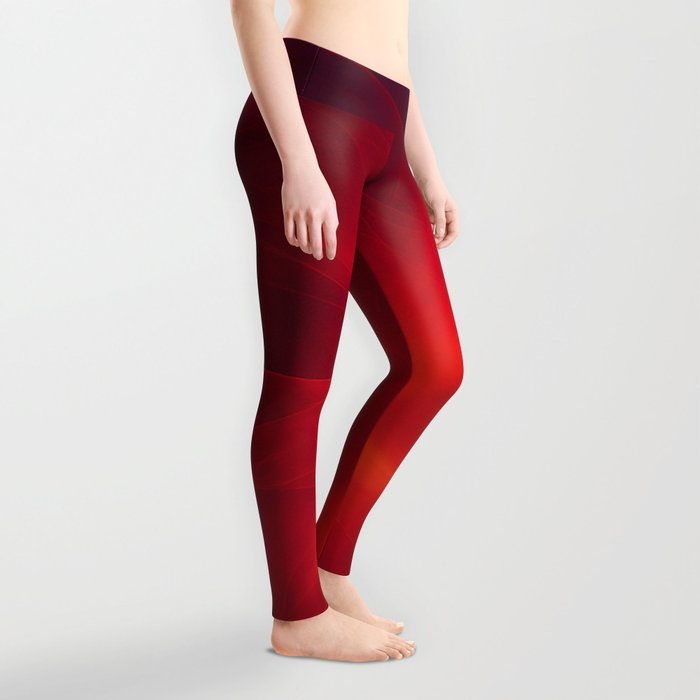 Flames Within Leggings