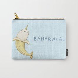 Banarwhal Carry-All Pouch