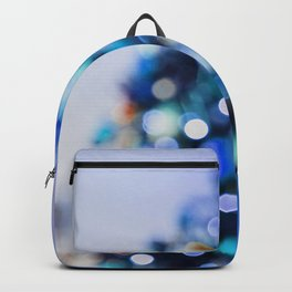 So this is Christmas in blue Backpack