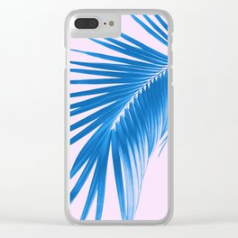 Palm Leaf Dream #2 #tropical #decor #art #society6 Clear iPhone Case