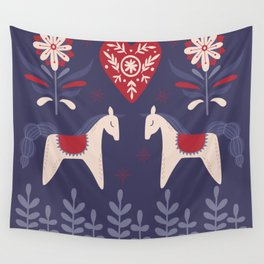 Swedish Christmas Wall Tapestry