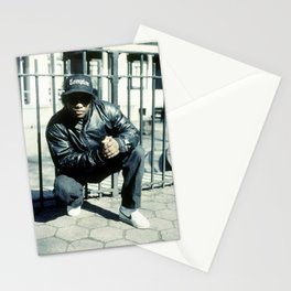 Eazy Classic Rap Photography Stationery Cards
