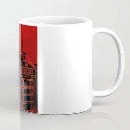 Phone Box Coffee Mug