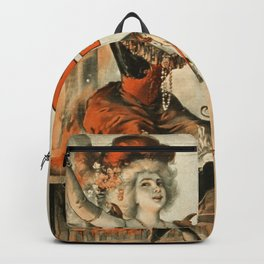 The High Rollers Extravaganza poster Backpack