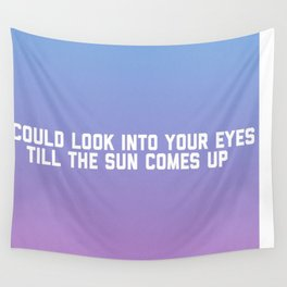 Afire Love Wall Tapestry