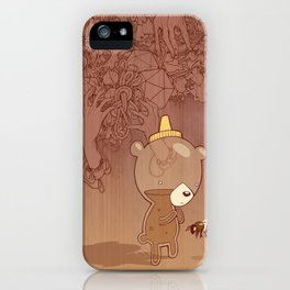 Honeyrama iPhone Case