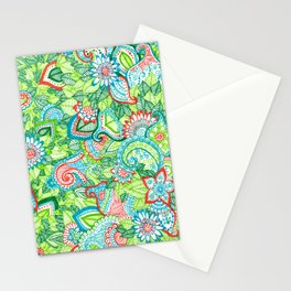 Sharpie Doodle Stationery Cards