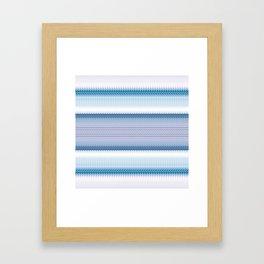 Ocean Wave Framed Art Print