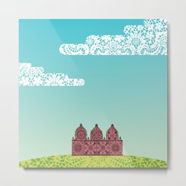 Chantily Castle I Metal Print