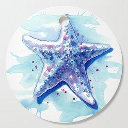 Starfish Waters I Cutting Board