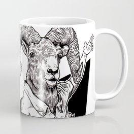 Ram Coffee Mug