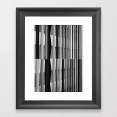 Intersections 2 Framed Art Print