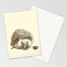 Hector the Hedgehog Stationery Cards