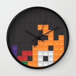 tetri[ri]s Wall Clock