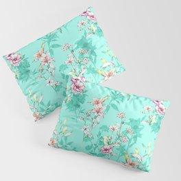 Spring Garden Pillow Sham