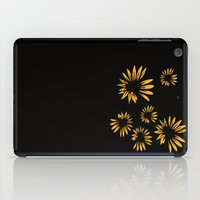 sunflowers iPad Cases featuring sunflowers by LindsayMichelle