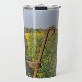 Farm gate latch Travel Mug