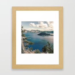 Oregon Dreams Framed Art Print